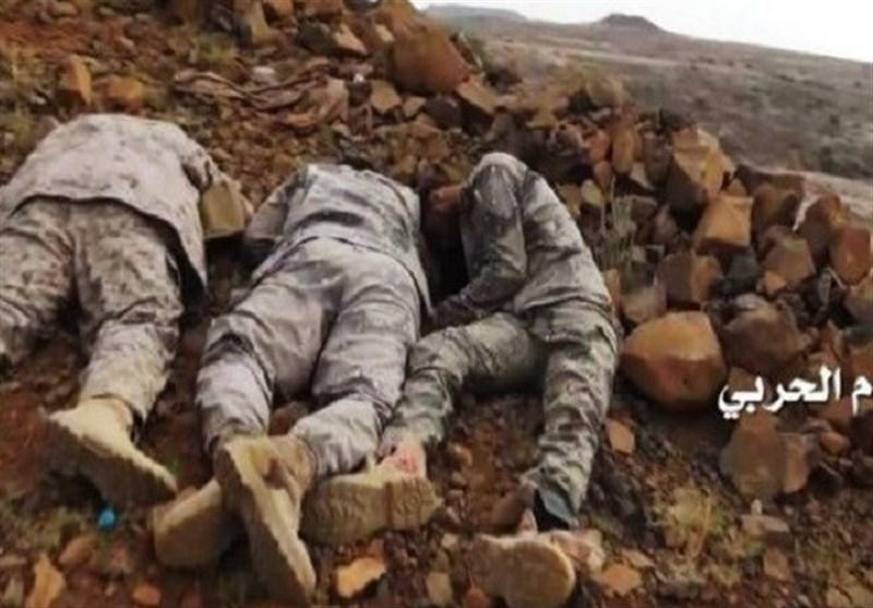 باشگاه خبرنگاران -هلاکت مزدوران سعودی در جیزان و نجران عربستان