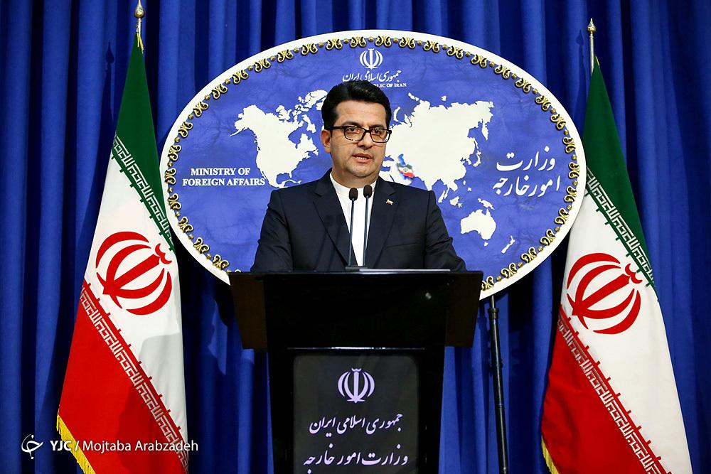 موسوی به آزمایش موشکی میانبرد آمریکا واکنش نشان داد