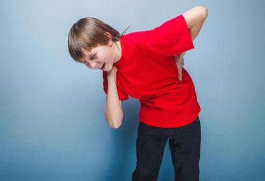 عارضهای دردناک که در کمین کودکان است