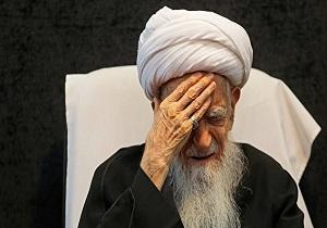 مجلس عزای حسینی در بیوت مراجع تقلید برگزار شد