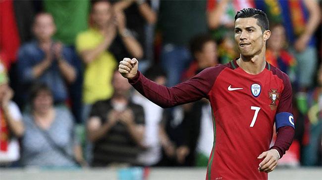 پیروزی پر گل پرتغال در شب پوکر رونالدو / ایسلند از جمع مدعیان جا ماند