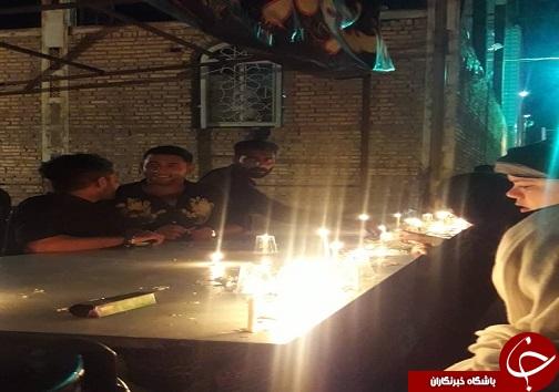 برگزاری مراسم شام غریبان به یادغریبی حضرت زینب