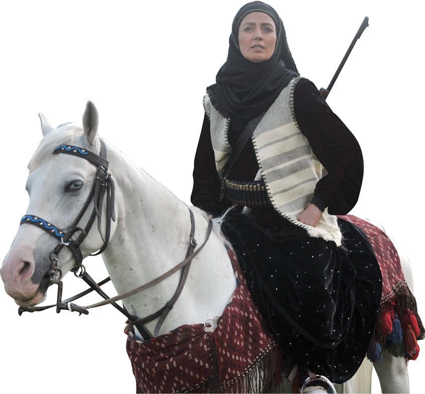 گفتوگوی خواندنی با پانتهآ سیروس، بازیگر نقش اصلی در سریال «بانوی سردار»