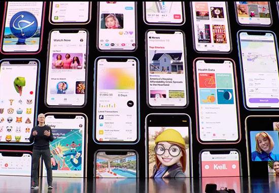 پوشش کامل مراسم رونمایی از آیفونهای ۲۰۱۹ اپل + تصاویر