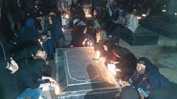 باشگاه خبرنگاران -برگزاری مراسم شام غریبان در یاسوج