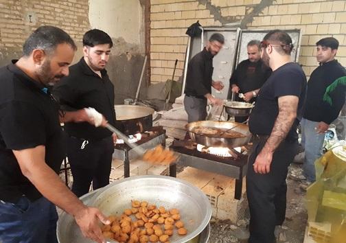 کرمانشاهیان همسو با مردم سراسر جهان به سوگ سالار شهیدان نشستند +تصاویر