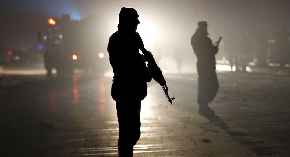 حمله راکتی به سفارت آمریکا در کابل