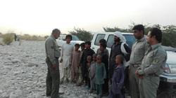 اعزام دومین اکیپ از محیط بانان سیستان وبلوچستان به منطقه حفاظت شده گاندو