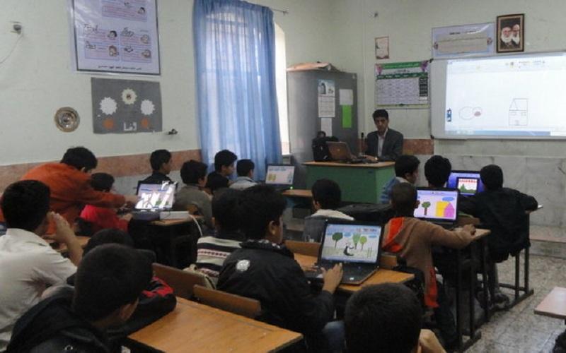 هوشمندسازی و اتصال به شبکه ملی مدارس به کجا رسید؟