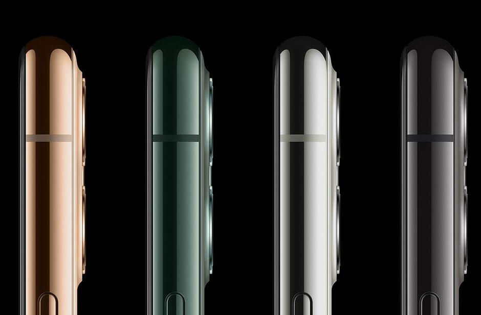 بهترین باتری نسل آیفون در iPhone 11 Pro Max