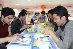 صندوق رفاه دانشجویان نرخ غذای دانشجویی سال تحصیلی 99- 98 را اعلام کرد