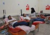 باشگاه خبرنگاران -اهدای ۸۲۹ واحد خون در طرح نذر  اهدای خون