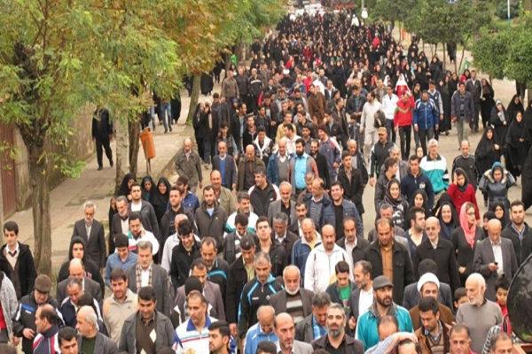 ترویج پیاده روی در پایتخت