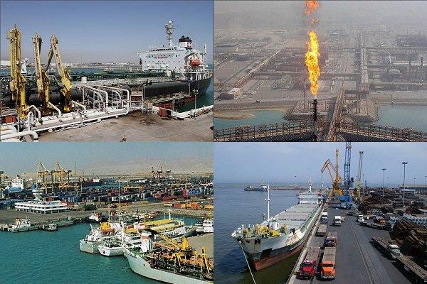 حال صادرات در قطب انرژی و گازی ایران خوب است/ افزایش ۲ برابری خروج کالاها از منطقه ویژه پارس جنوبی