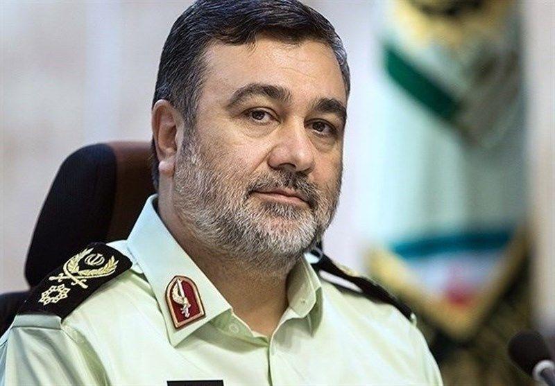 تمهیدات ناجا برای اربعین حسینی (ع)/ سردار اشتری: زائران از سفر بدون گذرنامه به عراق خودداری کنند