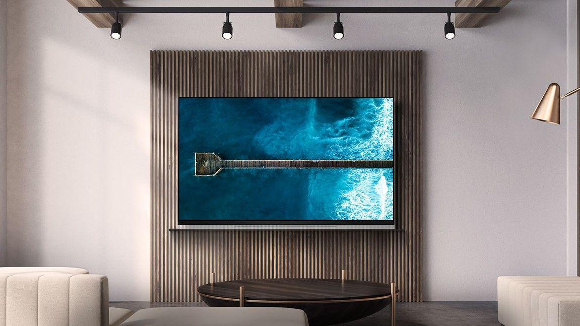 حضور پردازنده گرافیکی انویدیا در تلویزیون LG OLED