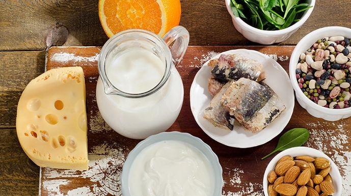 منابع غذایی غنی از ویتامین دی در پاییز