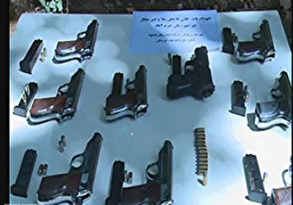 باشگاه خبرنگاران -انهدام باند بزرگ قاچاق اسلحه و مواد مخدر در لرستان