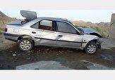 باشگاه خبرنگاران -ترکیدگی لاستیک خودرو حادثه ساز شد
