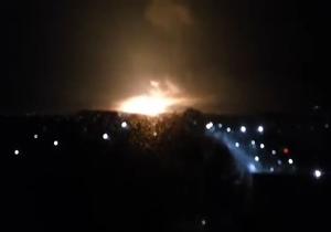 وقوع انفجار در زرادخانه نظامی اوکراین