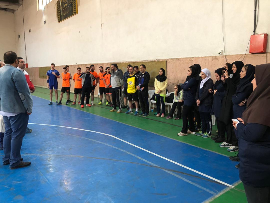 برگزاری دوره آموزشی ملاحظات تمرینی در ورزش سالمندان