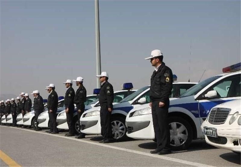 آماده باش نیروهای پلیس راه در روزهای پایانی شهریور