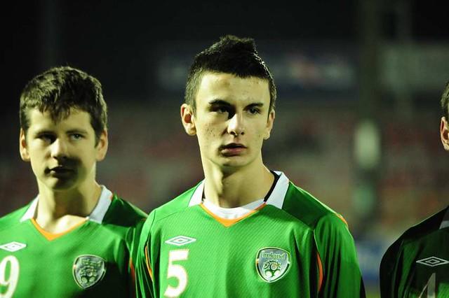 بازیکن دورگه ایرانی- ایرلندی مدنظر باشگاه تراکتور