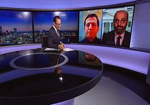 پاسخ کوبنده و جنجالی یک کارشناس به مجری بیبیسی فارسی + فیلم