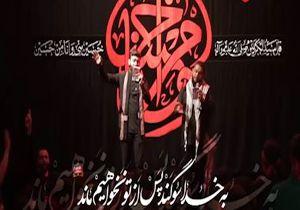 مداحی زیبای مداحان لبنانی درباره رهبر انقلاب و امام خمینی (ره) + فیلم