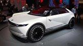 باشگاه خبرنگاران -نگرشی مفهومی از گذشته به آینده؛ خودروی Hyundai 45 + تصاویر