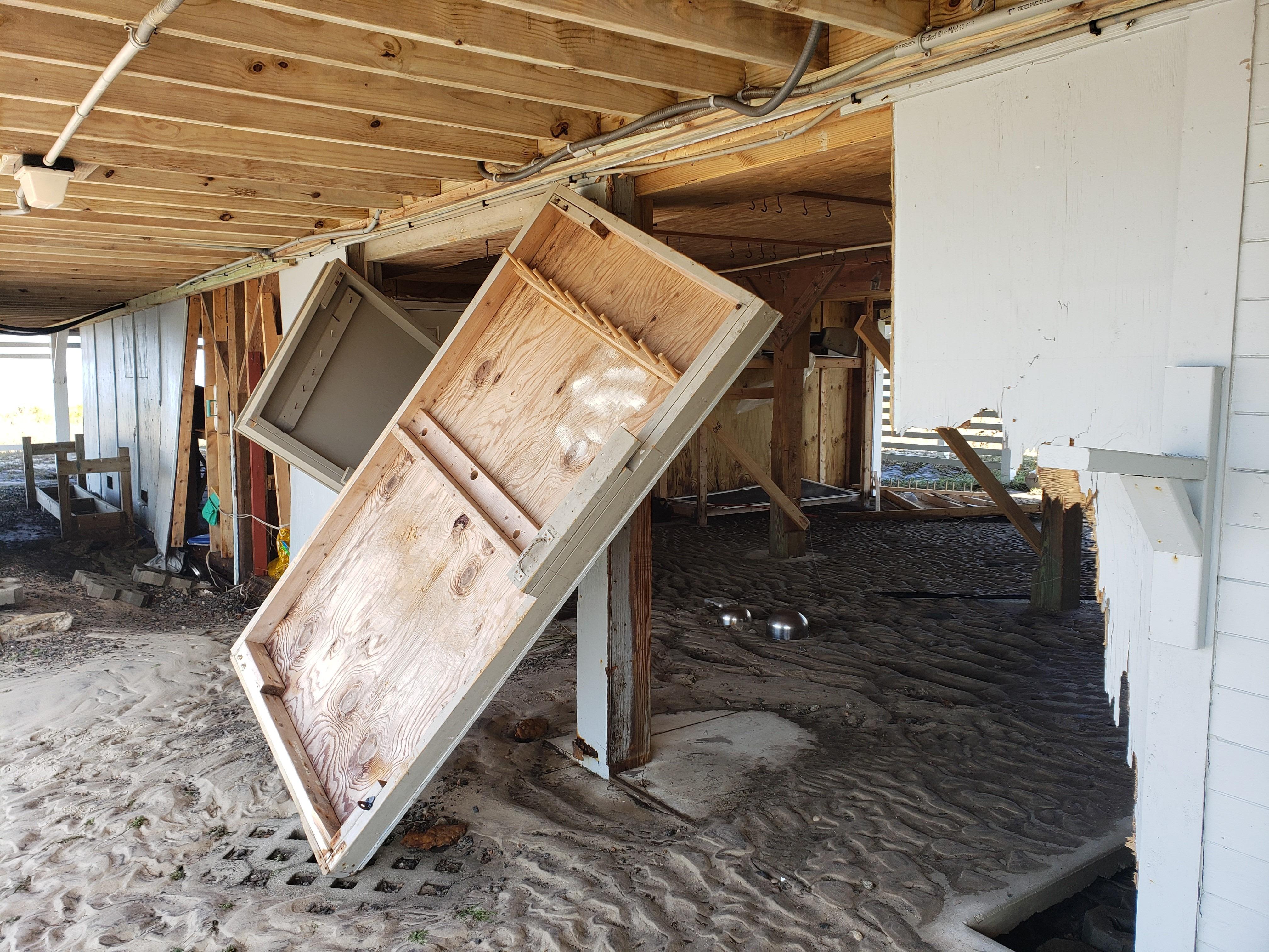 بیش از ۲۵۰۰ نفر در فهرست مفقودان توفان دوریان در باماها