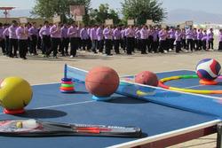 خریداری ۷۰۰ میلیون تومان تجهیزات ورزشی برای مدارس کردستان