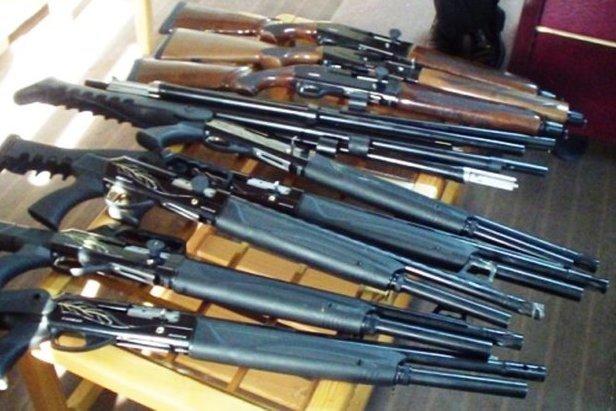 باند قاچاق سلاح و مهمات متلاشی شد