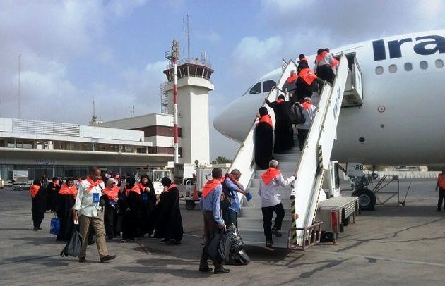 زائران کرمانی می توانند پروازی به عتبات بروند