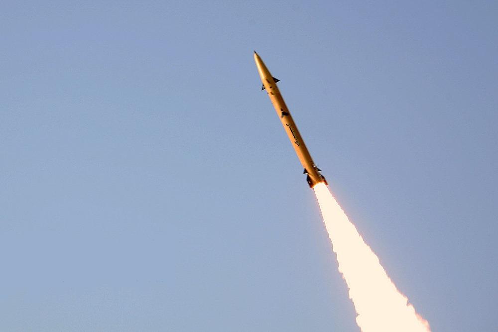 موشک بالستیک ذوالفقار؛ صابونی که به تن داعش خورد + تصاویر