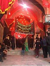 باشگاه خبرنگاران -عشق و ارادت عاشقان حسینی در کاشان + فیلم