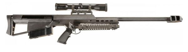بهترین و قویترین تفنگهای تکتیراندازی جهان