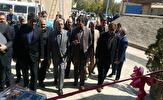 باشگاه خبرنگاران -افتتاح پنج سامانه نوین گندزدایی آب با حضور وزیر نیرو در یزد