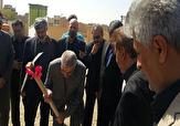 باشگاه خبرنگاران -آغاز ساخت مخزن آب با ظرفیت پنج هزار مترمکعب در یزد