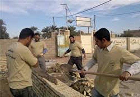 باشگاه خبرنگاران -حضور بیش از ۵۰۰ دانشجو در اردوهای جهادی استان