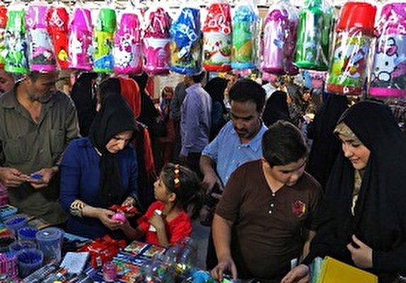 باشگاه خبرنگاران -برگزاری نمایشگاه عرضه محصولات پاییزه در خرمآباد