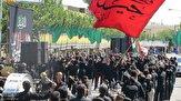 باشگاه خبرنگاران -هیئت عزاداران سینهزنی در شاهرود + فیلم