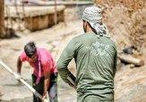 باشگاه خبرنگاران -خدمات رسانی جهادگران بسیجی در روستاهای دورافتاده بخش دیشموک