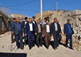 باشگاه خبرنگاران -حضور نماینده مردم در روستای شهید درخش کهگیلویه
