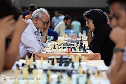 شانزدهمین دوره مسابقات شطرنج آزاد ابن سینا