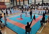 باشگاه خبرنگاران -برگزاری مسابقات لیگ کاراته ۱ دختران کشور در قائم شهر