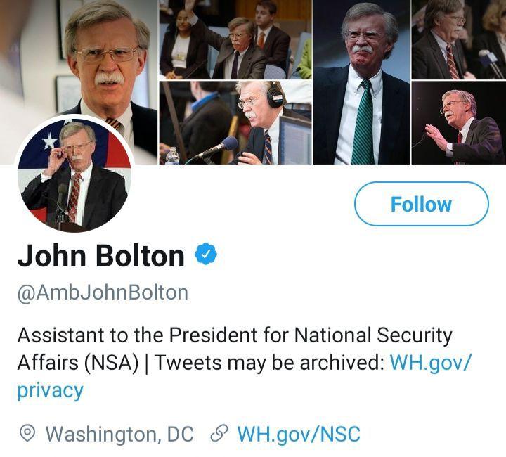 بولتون هنوز برکناری خود را باور نکرده است+ عکس