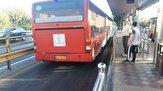 باشگاه خبرنگاران -تصادف دو دستگاه اتوبوس بیآرتی در بزرگراه چمران + عکس