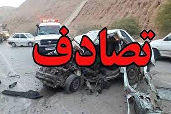باشگاه خبرنگاران -یک کشته و ۵ زخمی در حادثه رانندگی جاده یاسوج-شیراز
