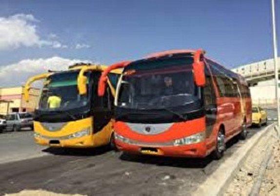 باشگاه خبرنگاران -۱۰ دستگاه اتوبوس و میدل باس از لرستان به مرز مهران اعزام شد